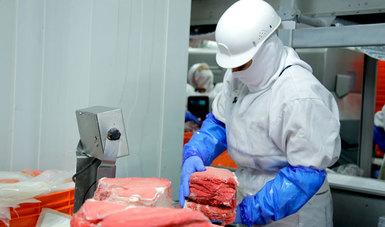 e38b385bef66a ... carne de bovino mexicana. Ahora los productores mexicanos pueden  exportar cárnicos de res y de cerdo a Singapur.