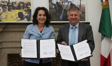 El Indesol y la Agencia de Cooperación Alemana Impulsarán el Desarrollo Sostenible