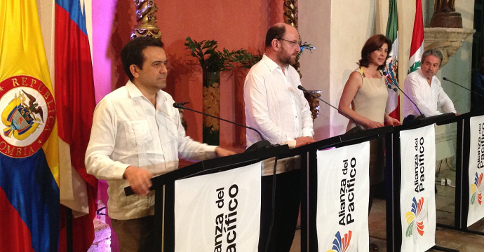 México participa en la III Reunión Ministerial de la Alianza del Pacífico en Colombia