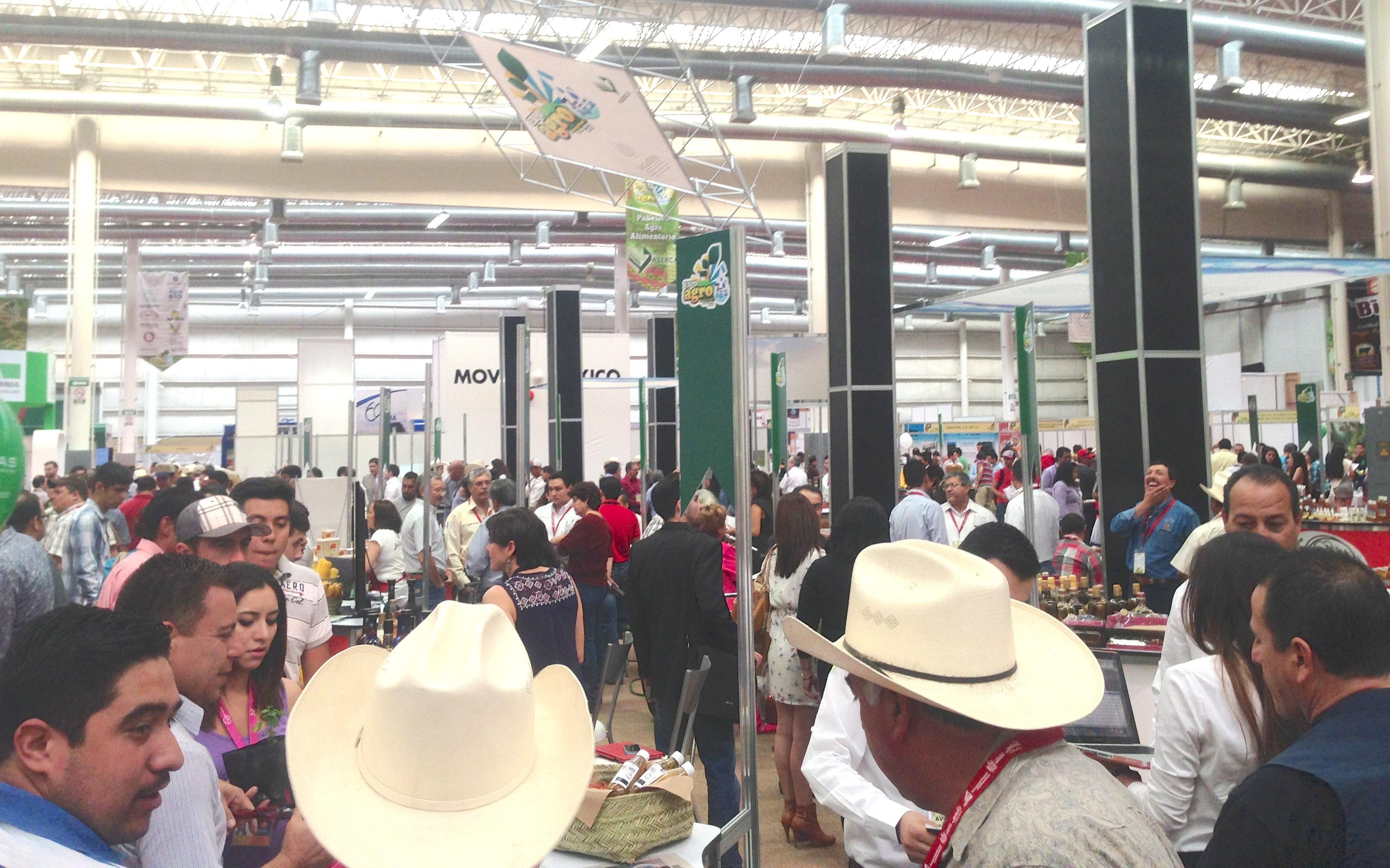 Logran pequeños y medianos productores ventas por más de 13 mdp en la Expo Agro Internacional Chihuahua