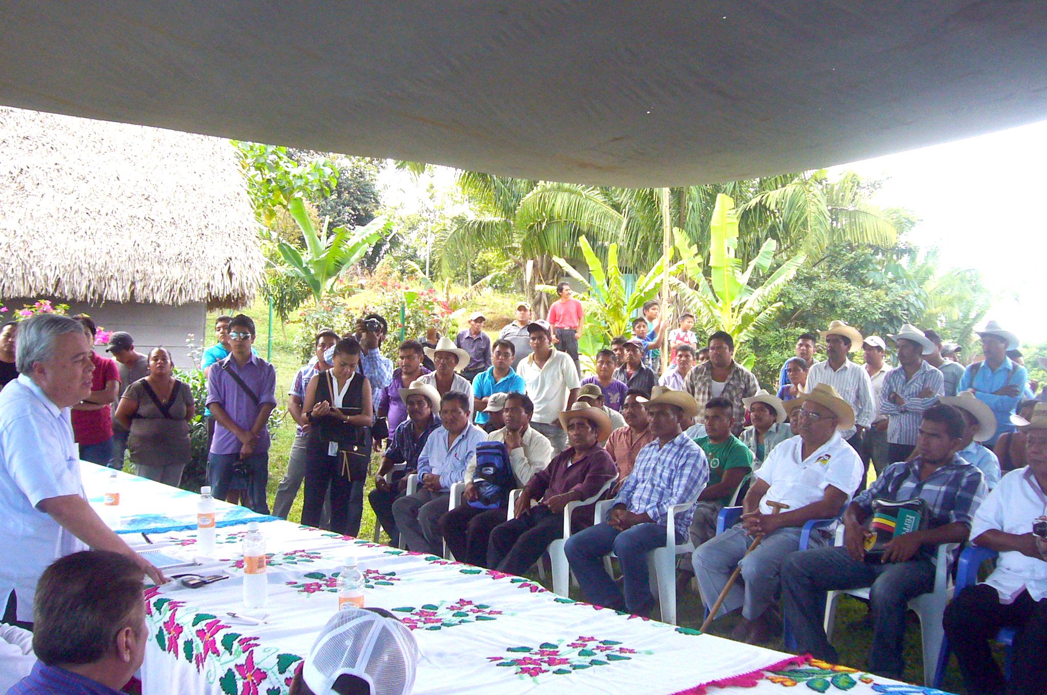 Actualiza CONAPESCA padrón de productores de Oaxaca