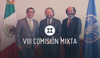 La VIII COMIXTA estuvo enfocada en dar seguimiento a los avances en la instrumentación de MSH