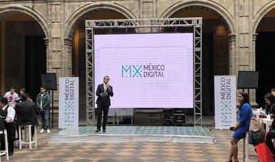 Se celebran los cinco años de la Estrategia Digital Nacional.