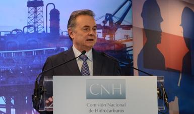 La Comisión Nacional de Hidrocarburos conmemora su 10° aniversario.