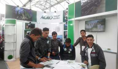 AGROASEMEX  en la Expo Gto