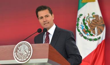"""""""Respeté en todo momento la libertad de expresión y el derecho a criticar y disentir, convencido de que en México no hay lugar para imposiciones y menos para visiones únicas"""": EPN"""