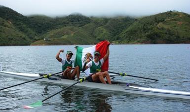 En la regata de clasificación que se realiza en Río de Janeiro, Brasil