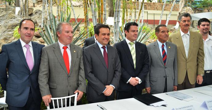 Se firma convenio de colaboración entre Profeco y la Industria Tequilera