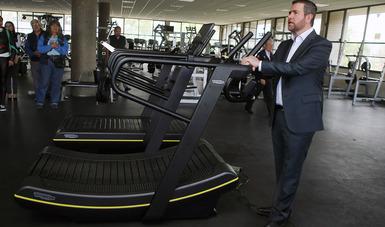 Pondrán a disposición de atletas, 113 aparatos con tecnología de vanguardia