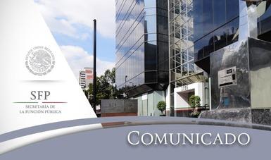 Destaca evaluación buen desempeño de la coordinación de órganos de vigilancia y control de la SFP