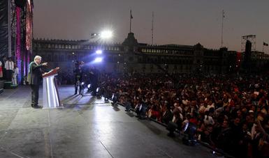 Presidente Andrés Manuel López Obrador se dirige a los mexicanos