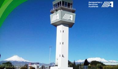 Torre de Control de Puebla