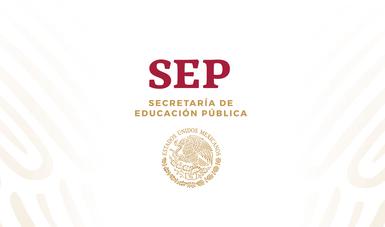 Firma de la SEP