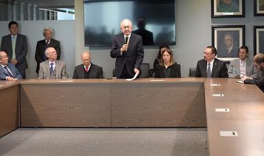 Pide titular de SCT, Javier Jiménez Espriú, a su equipo ser solidario, eficiente, generoso y comprometido