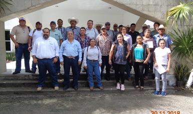 Capacita INIFAP en manejo de garrapatas en Quintana Roo
