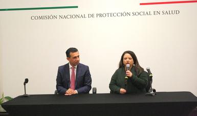 El Gobierno de México, que encabeza el Presidente Andrés Manuel López Obrador, tiene el compromiso de transformar el sector salud para que todos los mexicanos tengan acceso pleno en la atención de su salud y la garantía de medicamentos gratuitos.