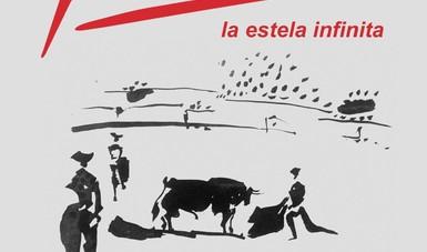 Cartel de Difusión de la exposición Picasso. La estela infinita.