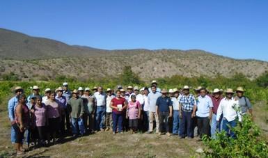 INIFAP presenta avances de proyecto para la superación económica en el Pacífico Sur