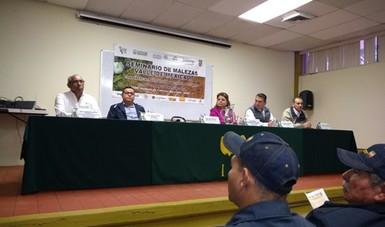 INIFAP participa en el Seminario de maleza en el Valle de Mexicali