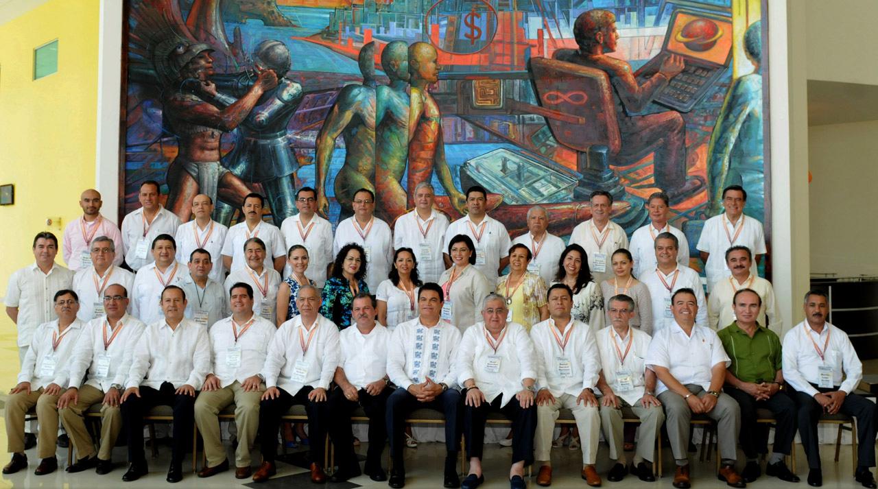 VI Reunión Nacional de Contraloría Social.
