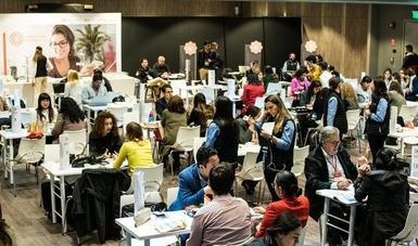 Más de 300 citas de negocios dejó encuentro comercial de Empresarias Líderes de la Alianza del Pacífico
