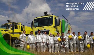 ASA desarrolla el Primer Estándar de Competencia para Bombero Aeroportuario en México