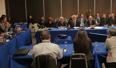 El Subsecretario Encinas Rodríguez refrendó el compromiso de que este gobierno será de puertas abiertas.