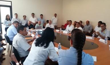 INIFAP: firma de convenio de colaboración con siete Ayuntamientos Municipales de las regiones Soconusco e Istmo-Costa de Chiapas