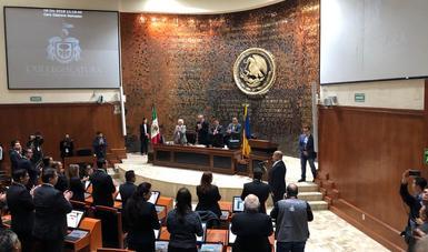 Secretaría de Gobernación, encargada de coordinar trabajos entre federación y estados: Sánchez Cordero