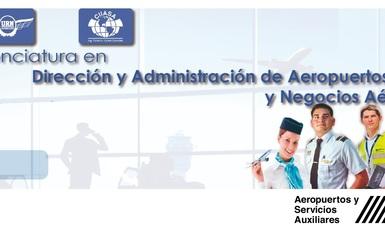 Licenciatura en Dirección y Administración de Aeropuertos