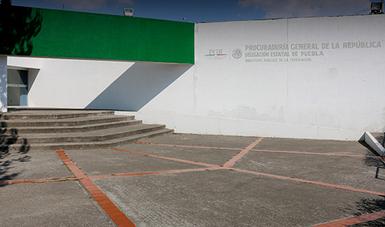 PGR en Puebla logra sentencia condenatoria contra una persona por portación de arma de fuego