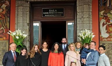La secretaria de Cultura, Alejandra Frausto, informó que esta semana se presentarán en el Palacio de Bellas Artes las reediciones de los títulos que publicó