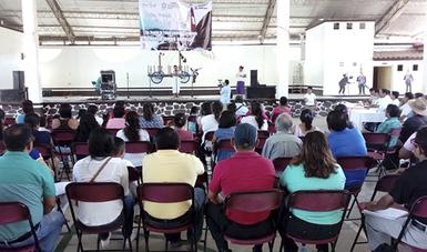 Inicia 2da. reunión de trabajo lingüístico comunitario para la salvaguarda de la lengua chontal