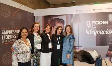 Empresa mexicana BrainGame participa en el foro de empresarias líderes de la alianza del pacífico
