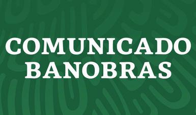 En sesión extraordinaria del Consejo Directivo de Banobras, se informó la designación de Jorge Mendoza Sánchez, como Director General de Banobras