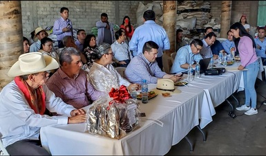 En zonas afectadas de Nayarit y el sur de Sinaloa se supervisan obras de desazolve y el avance en reconstrucción de muelles y bordos.