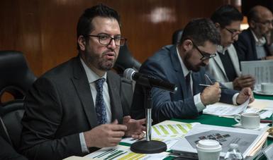 José Alfonso Iracheta Carroll como titular del INSUS