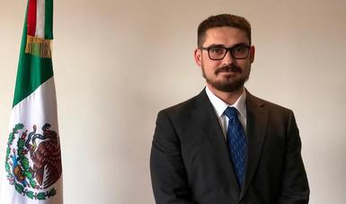 Secretario Román Meyer Falcón
