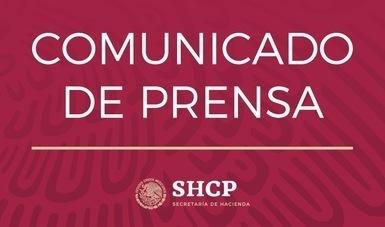 La Secretaria de Hacienda y Crédito Público emite el siguiente comunicado respecto al fideicomiso del aeropuerto de la Ciudad de México (MEXCAT) y la oferta de compra y solicitud de consentimiento anunciada el martes 11 de diciembre de 2018.