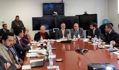 Instalan mesa de análisis para discutir participación de México en Fondos Rotatorio y Estratégico de la OPS/OMS