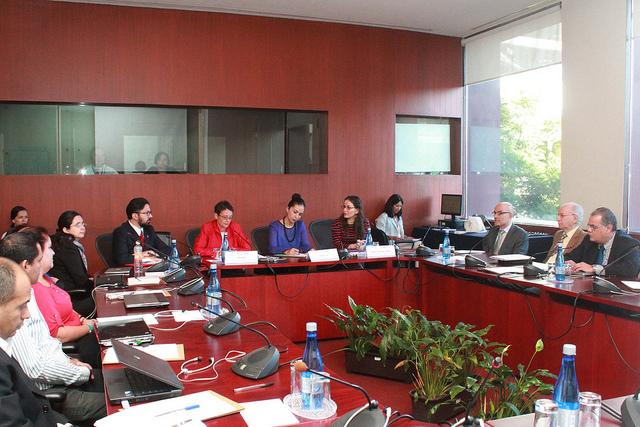 Taller en México sobre INDCs