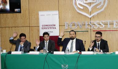 El Vocal Ejecutivo  manifestó la disposición para un diálogo franco, abierto y directo con todos los sectores