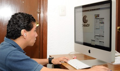 Bachillerato virtual  para personas con discapacidad.