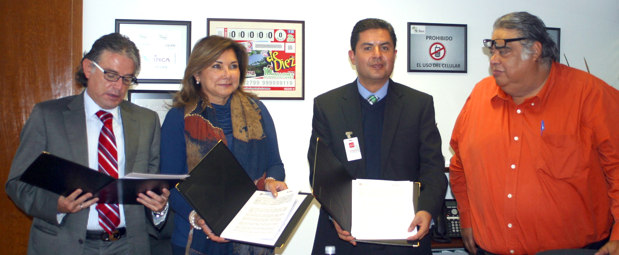 Otorga SAGARPA en comodato el Centro de Capacitación Campesina al gobierno de Zacatecas