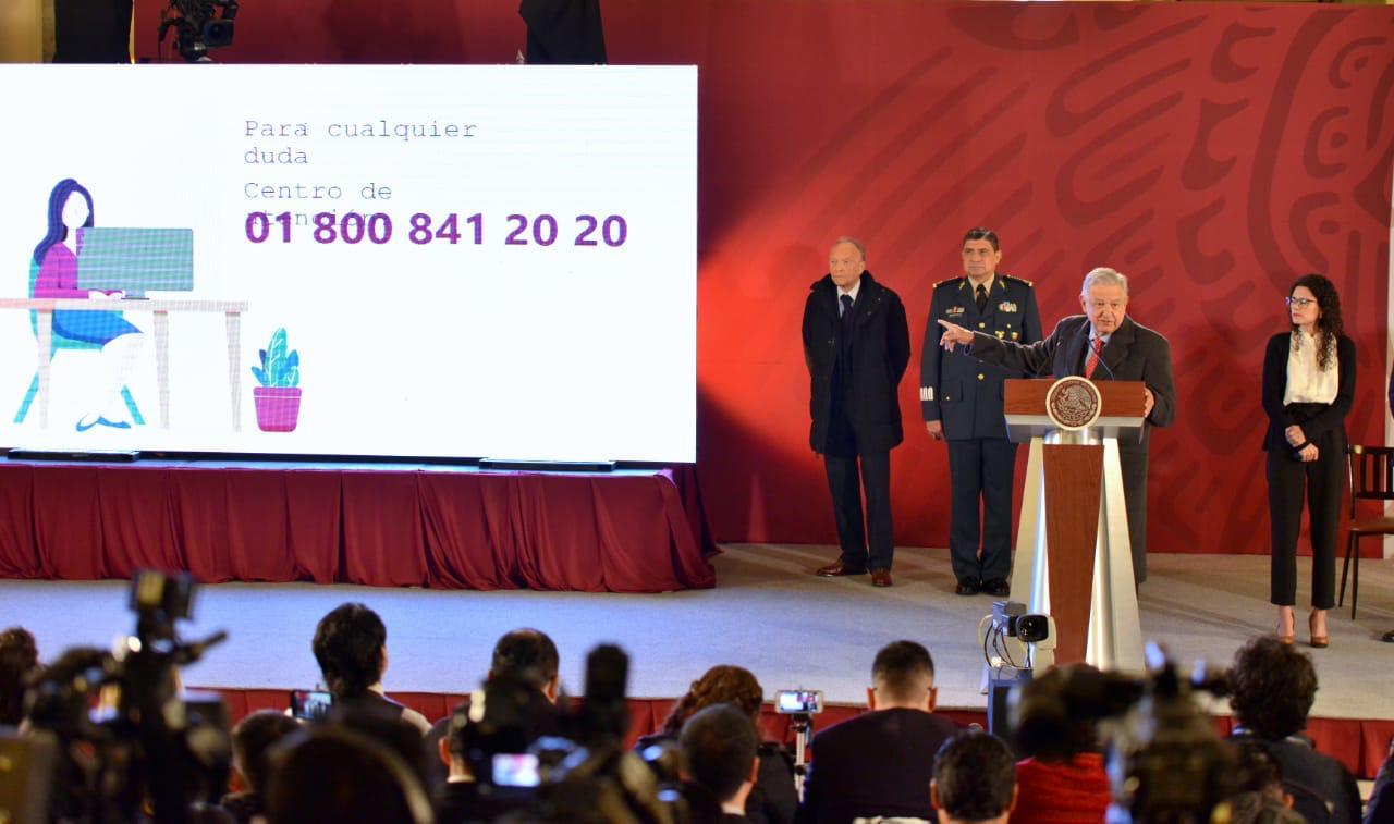Conferencia presidente 100119 02
