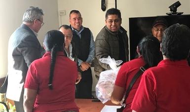 PROFEPA ENTREGA EQUIPO DE TRABAJO A COMITÉS DE VIGILANCIA AMBIENTAL PARTICIPATIVA, ACREDITADOS EN EL ESTADO DE PUEBLA