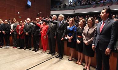 El Senado de la República ratifica nombramientos de los cuatro subsecretarios de Relaciones Exteriores