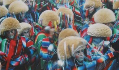 Los Parachicos, catalogada como Patrimonio Inmaterial de la Humanidad (UNESCO, 2009)