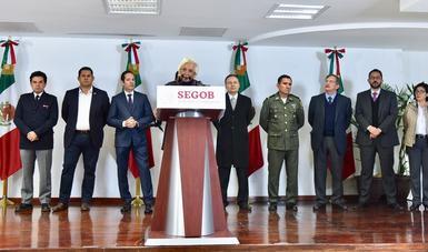 Hay más de mil 700 carpetas de investigación que se judicializarán debidamente Se atienden puntualmente las prioridades y necesidades de los gobernadores, dijo Sánchez Cordero