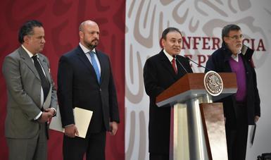 Resultado de imagen para foto Alfonso Durazo Montaño conferencia